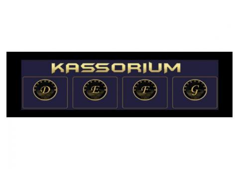 Зарабтоток в KASSORIUM