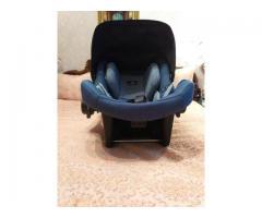 Автокресло Mille Primo Evo 0-13кг BS06N-LM Blue