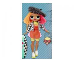 Большая кукла LOL OMG