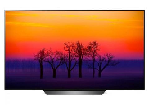 """Телевизор LG OLED55B8PLA 55"""", черный"""