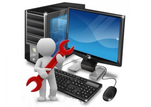 Установка Windows, Компьютерный мастер с выездом
