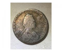 20 копеек Екатерина 2 1787