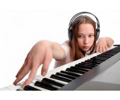 Уроки музыки и вокала. Репетитор ФОРТЕПИАНО, концертмейстер.