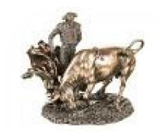 Статуэтка Veronese Тореадор с быком