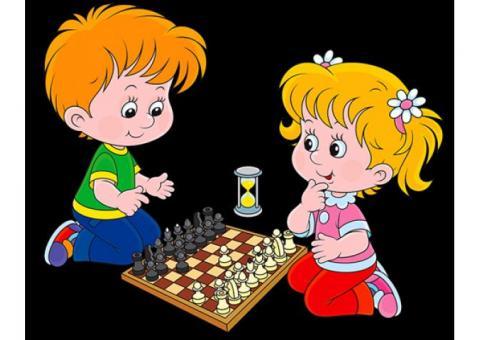 Шахматный кружок от 3-х лет