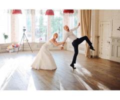 Свадебный танец. Постановка свадебного танца