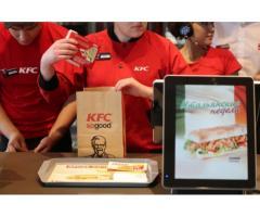 Требуется сотрудники в ресторан KFC