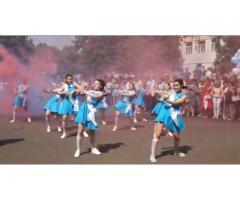 Школьный вальс, танец на выпускной, свадебный танец, постановка танца.