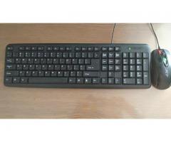 продам клавиатуру и мышку к ней.