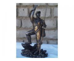 Статуэтка Veronese Рыбак с уловом