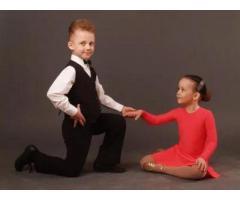 Бальные танцы для детей, набор в группы от 3-х лет
