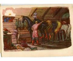 открытки винтажные