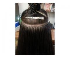 Наращивание волос Качественно Микро капс.